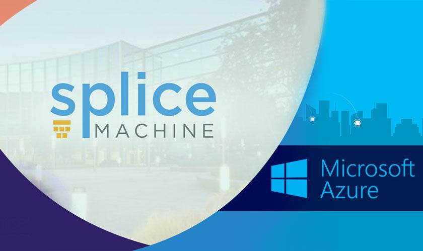 data analytics splice machine azure applications