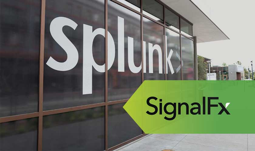 Splunk is acquiring SignalFx in a billion dollar acquisition