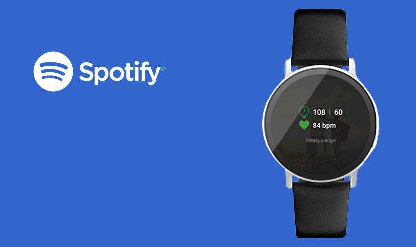 The new Spotify app for Wear OS helps you Connect!