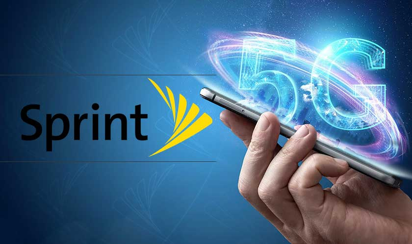 Sprint is launching its 5G network in May