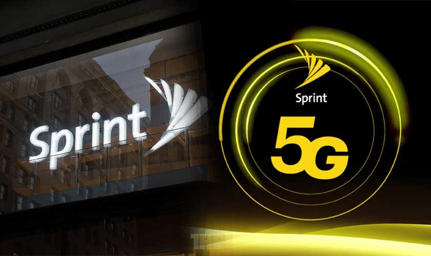 Sprint 5G network is something we've never seen before