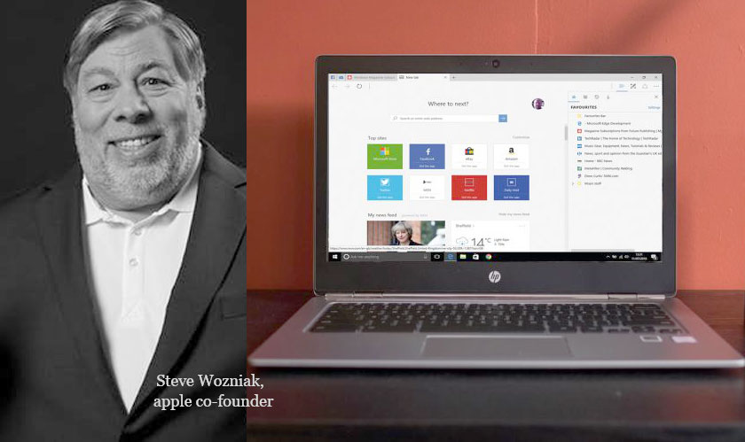 Steve Wozniak, co-founder of Apple, launches Woz U, an online tech education platform