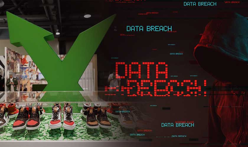 cyber security stockx data breach hack