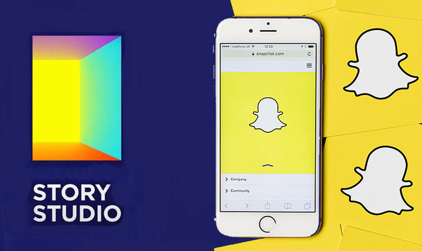 Snapchat announces a standalone app to edit stories