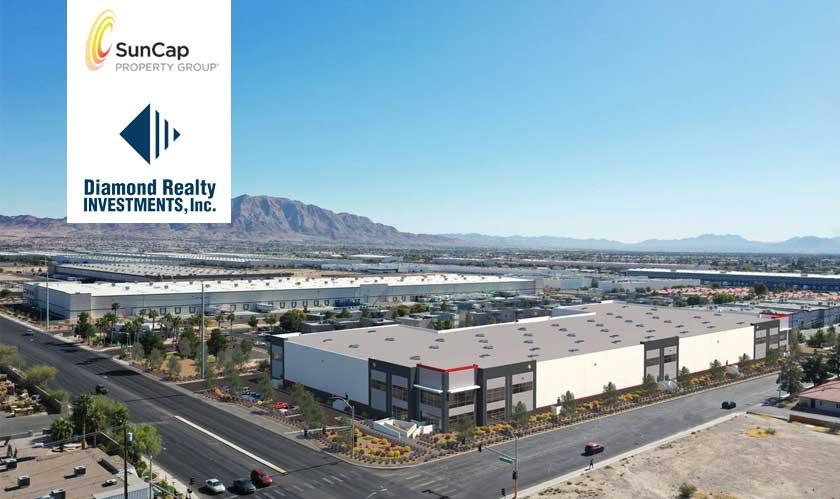 SunCap and Diamond Realty plan to build Las Vegas industrial park