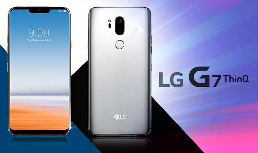lg g7 thinq display