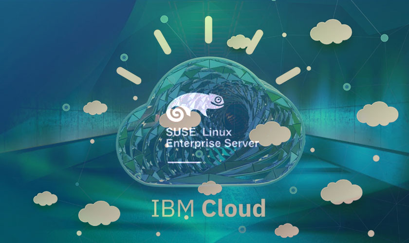 SUSE Linux Enterprise Server now coming to the IBM Cloud
