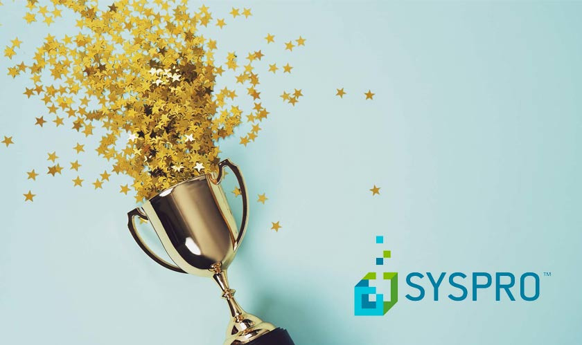 SYSPRO wins IDC customer satisfaction awards program