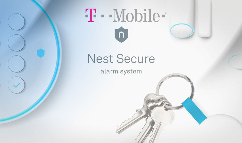 T-Mobile and Nest team up to keep you safe