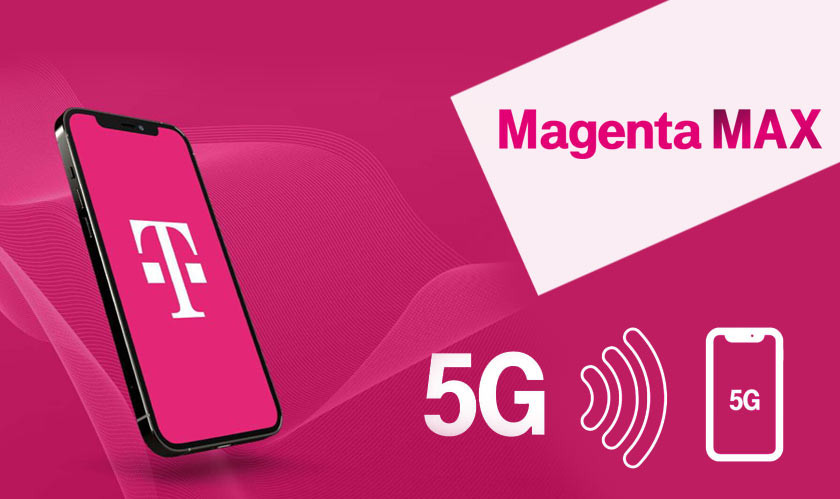T-Mobile unveils new Magenta Max plan without smartphone throttling