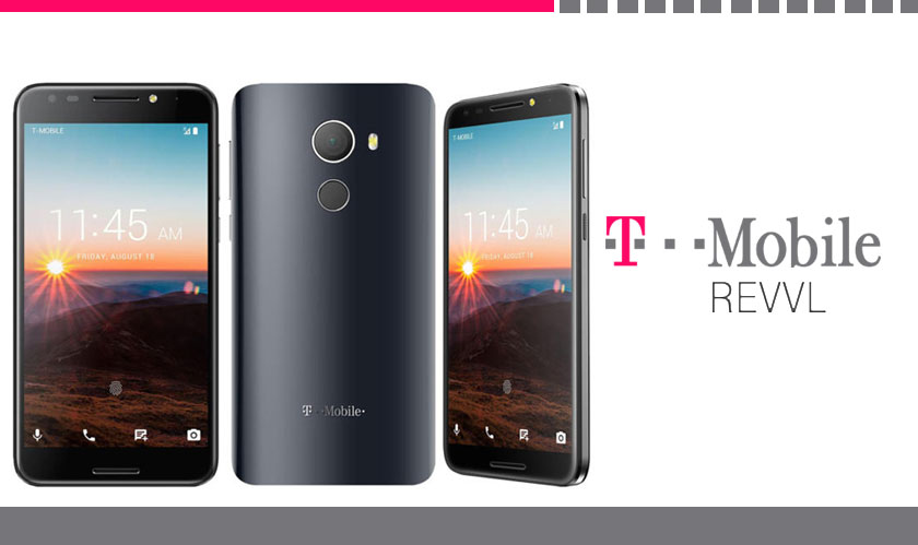 T-Mobile's Revvl Plus is a Budget Smartphone