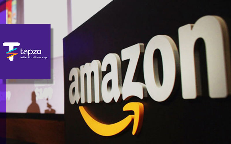 Amazon reportedly acquires Tapzo to promote Amazon Pay in India