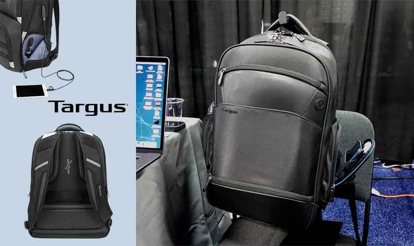 Now, wireless chargers in a backpack!
