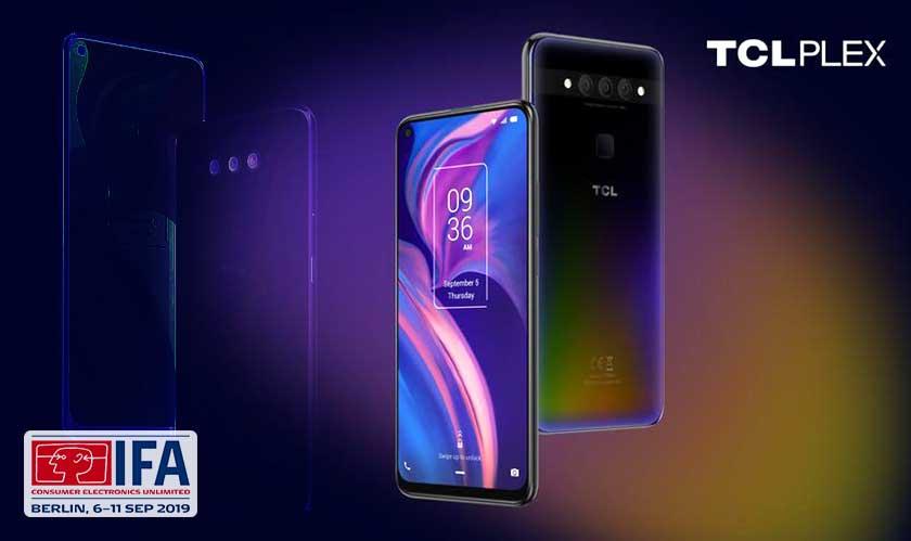 tcl announcing plex smartphone