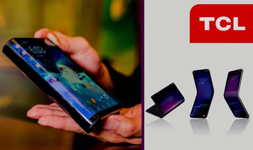 tcl to build foldable phones
