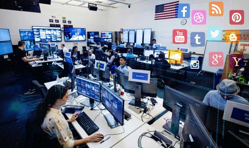 Tech giants meet US intelligence agencies for election security