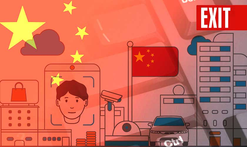 Tech firms looking to move their production out of china