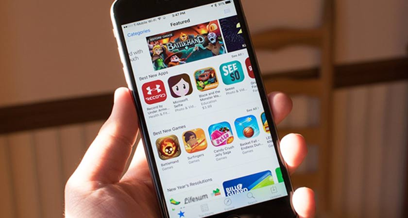Tech giant Apple's App Store now rebuffing apps with reference price