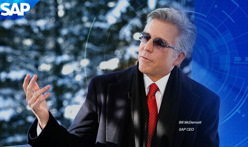 """Technology Is For All"" – Bill McDermott, SAP CEO"