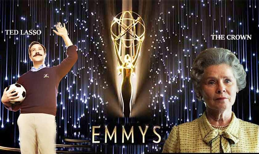 'The Crown' and 'Ted Lasso' sweep the prizes at the Primetime Emmy Awards 2021