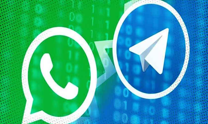 telegram whatsapp security