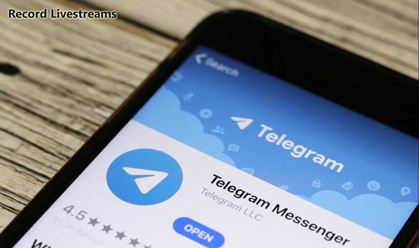 Telegram releases major update, now lets you record livestreams