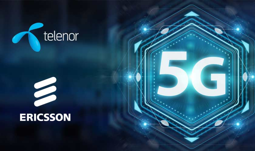 Telenor's pick is Ericsson for 5G