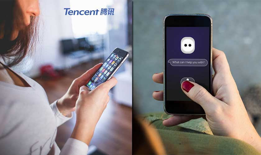 Xiaowei is a major step towards realizing Tencent's plan for expansion