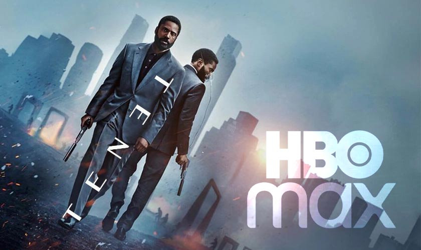'Tenet' Is Arriving on HBO Max in May