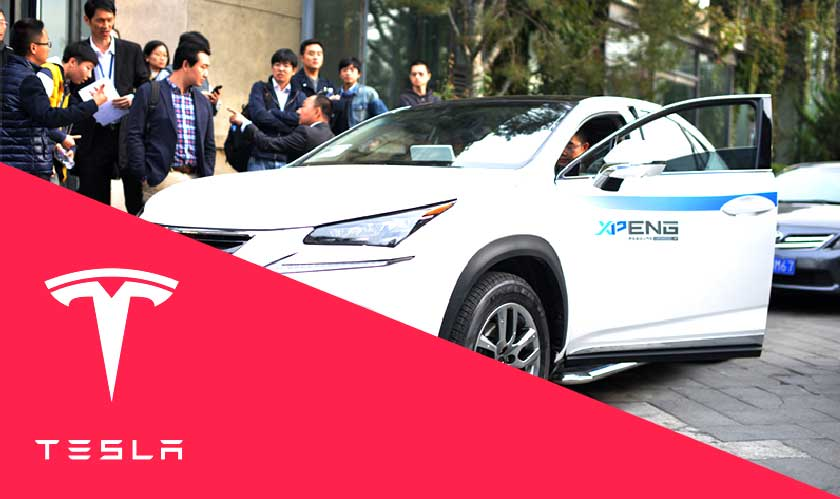 Tesla files a lawsuit against XPENG that hired its dropout