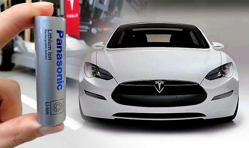 tesla needs more panasonic batteries