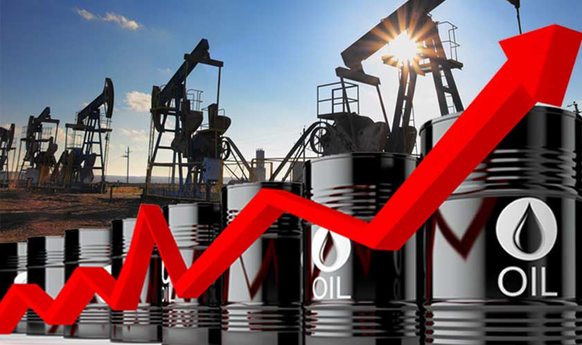 Texas snowstorm has slowed down US output resulting in oil prices hike