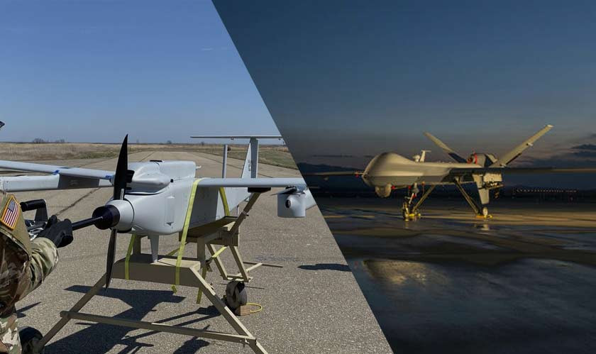 Textron's army drone rodeo will feature vertical takeoff
