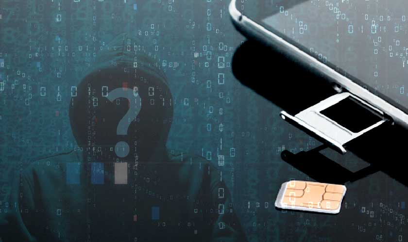 Millions of SIM cards hijacked and cryptocurrency funds stolen