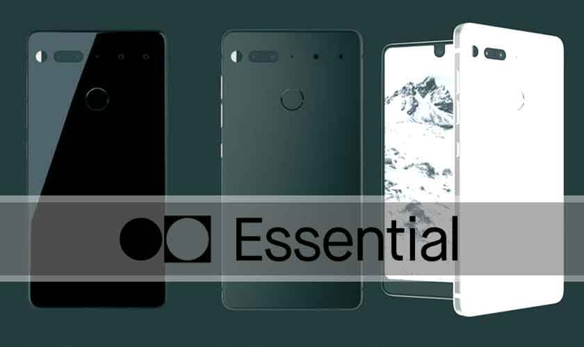 The essential Phone has arrived