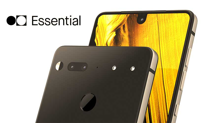 The Essential Phone wears a New Look and has Built-in Alexa