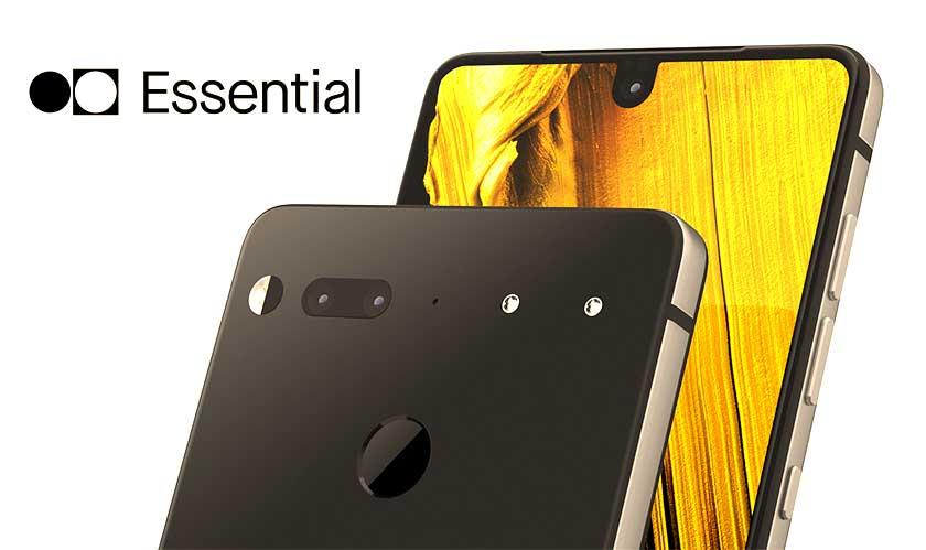 essential phone newlook alexa