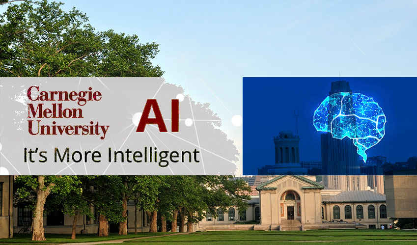 The first-ever AI-focused degree offered by Carnegie Mellon