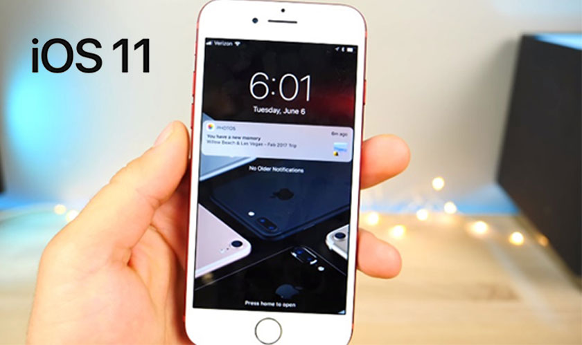 The iOS 11 is out for everybody