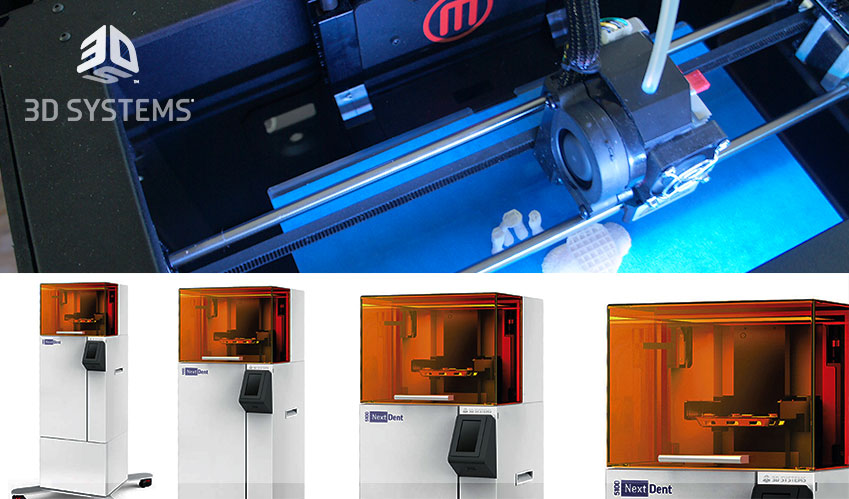 healthcare  d printing industry accolodates  dsystems