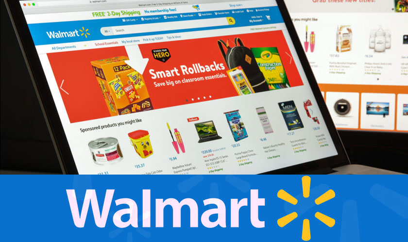 The Walmart Website gets a Revamp!