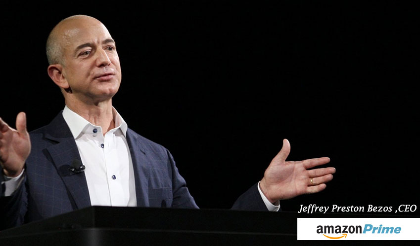 There are 100 million Amazon Prime Members: Jeff Bezos