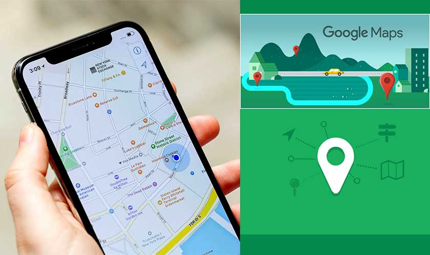 Google Maps is exploited by third-party service providers!