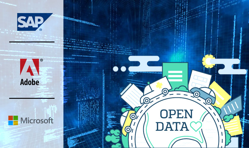 SAP, Microsoft, and Adobe coming together for Open Data Initiative