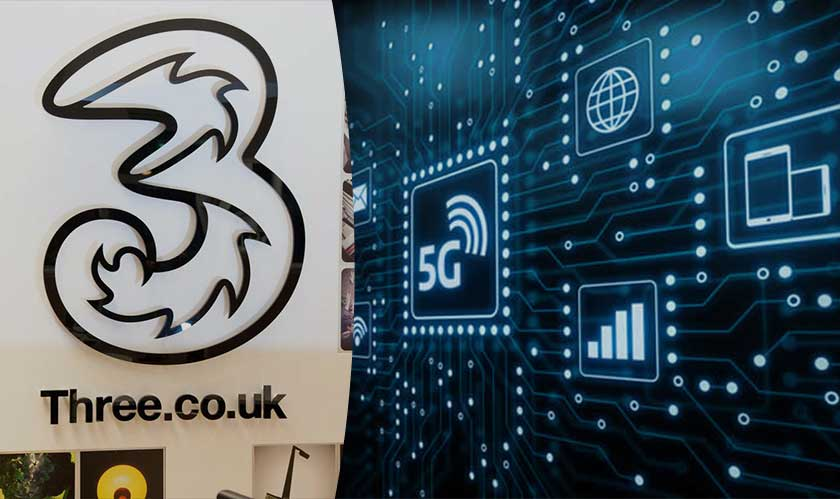 5G network from Three UK coming in August