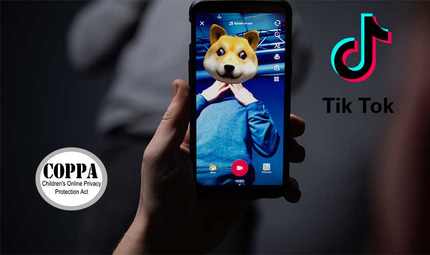 TikTok complies with COPPA; minors' accounts deleted