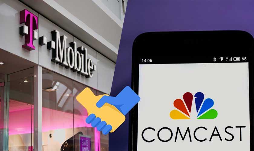 telecom tmobile comcast partnership