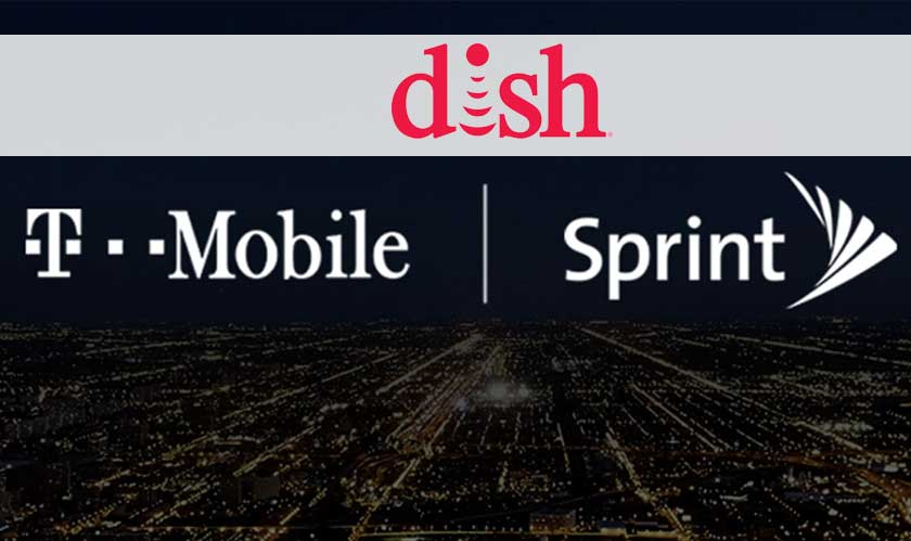 Merger Twist: T-Mobile and Sprint to partner with Dish