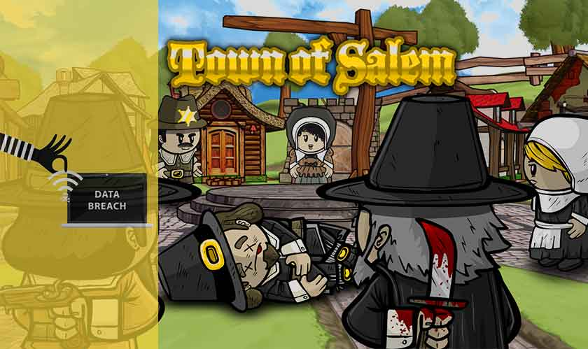 Data Breach hits 7.6 million Town of Salem players