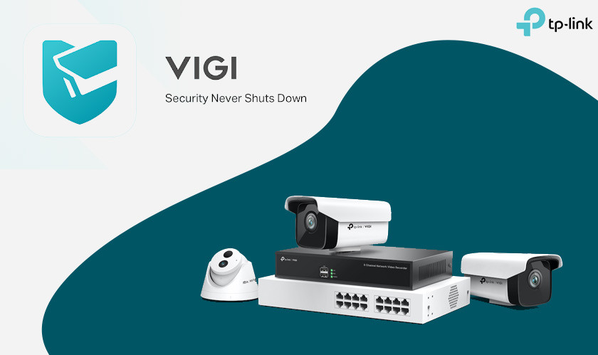 "TP-Link launches a new brand called ""VIGI"" dedicated to professional security"